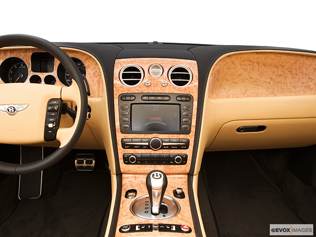 Bentley Continental GTC-inside-a